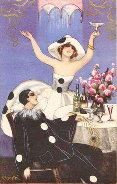 Pierrot & Pierrete
