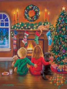 Holiday Hugs, 300 Pieces, SunsOut   Puzzle Warehouse