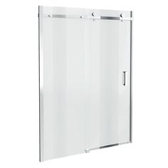 Orion Frameless Sliding Shower Door - 1600mm Wide