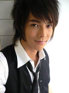 Taiwanese actor and singer Jiro Wang.