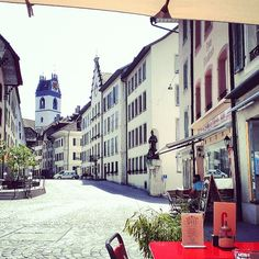 Aarau Swiss Design, Most Beautiful Cities, My House, Places To Visit, Around The Worlds, Florida, Europe, City, Instagram Posts