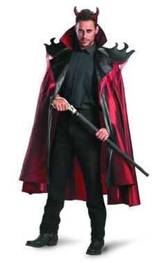 Disguise Kaleidoscope Dashing Devil Mens Adult Costume, Red/Black, X-Large/42-46 Disguise Costumes http://www.amazon.com/dp/B00C6OLIB8/ref=cm_sw_r_pi_dp_oFQmub15TBVQD