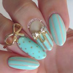 by lauramerino12 #nail #nails #nailart