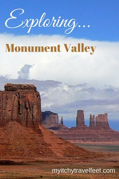 Tips for a scenic drive in Monument Valley. Read more about what to do and where to stay in Monument Valley.
