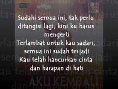 Sammy Simorangkir  - Sudahi Semua Ini (Lyrics)