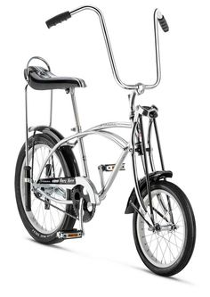 History of the Schwinn Sting-Ray Cool Bicycles, Vintage Bicycles, Cool Bikes, Electric Cargo Bike, Lowrider Bicycle, Bicycle Safety, Ape Hangers, Bmx Bikes, Cruiser Bikes