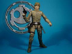 "Luke Skywalker EPV Black Series 6"" #StarWars #ActionFigure #Hasbro"