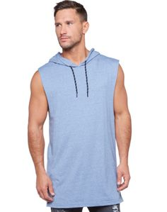Absent Slump Hooded Singlet