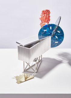 Super Wide Interdisciplinary New Explorers – Studio Swine – is a collaboration between Japanese architect Azusa Murakami & British artist Alexander Groves. Ocean Day, Ocean Ocean, New Explorer, Composition Art, Trash Art, Plastic Design, Still Life Photos, Oceans Of The World, Plastic Waste