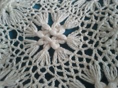 Dettaglio copertina lana