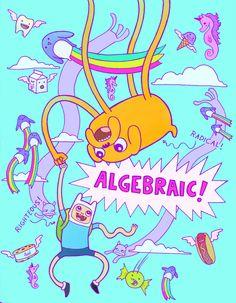 Adventure Time by grumble-bee.deviantart.com on @deviantART