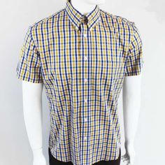OiOi7 Vintage Button Down Shirt by Warrior Clothing- BROSNAN