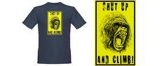 Shut Up and Climb T-Shirt