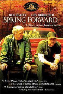 """Spring Forward"" stars Campbell Scott, Ned Beatty, and Liev Schreiber."