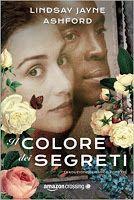 Caffè Letterari: Il colore dei segreti di Lindsay Jayne Ashford