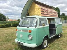 VW Devon Campervan T2 1973, 4 berth Berth, (1973) Used - Good condition Motorhomes for sale