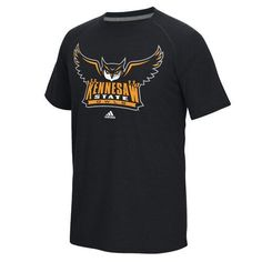 Adidas Men's Kennesaw State University School Logo Ultimate T-shirt (Black, Size Large) - NCAA Licensed Product, NCAA Men's Tops at Academy Sports