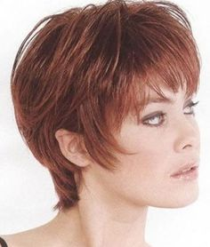 Short Hair Styles For Women Over 40 | Pictures of short haircuts for women over 40 pictures 1