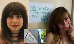 Student diversity officer in racism row could lose her job