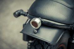 Honda CB750 Brat by Redeemed Cycles (10)