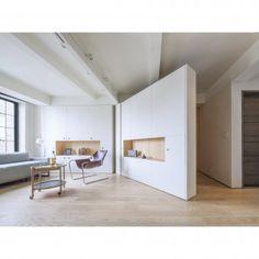 Pivot Apartment by Architecture Workshop PC