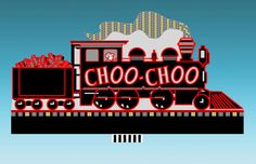 Chatanooga Choo Choo Animated Billboard Sign for HO O S Scale Miller 88-1601 #MillerEngineering