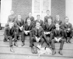 Phi Gamma Delta University of Virginia-Fraternity from Holsinger Studio Collection · Holsinger's Studio (Charlottesville, Va.) · 1890-1938 · Albert and Shirley Small Special Collections Library, University of Virginia.