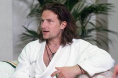 Bono in the Joshua Tree days