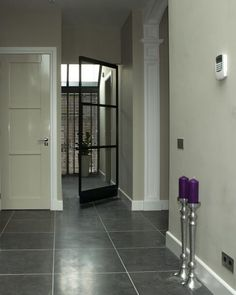 Stalen design binnendeuren. Frits Jurgens.