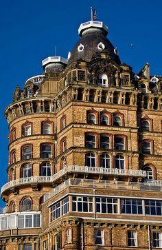 Yorkshire, Scarborough, Grand Hotel