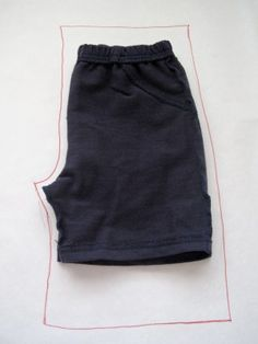 How To Make Shorts or Pants
