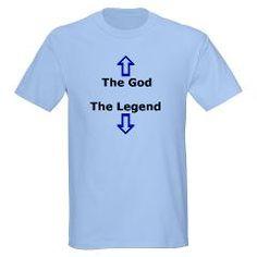 The God, The Legend Light T-Shirt
