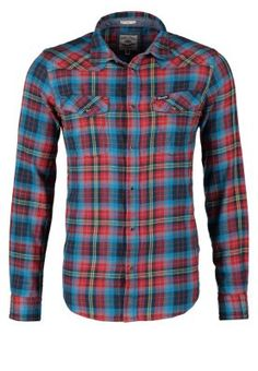 WESTERN - Koszula - niebieski