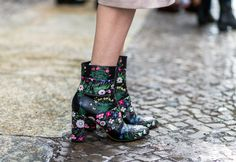 How to Waterproof Your Shoes Without Ruining Them from InStyle.com