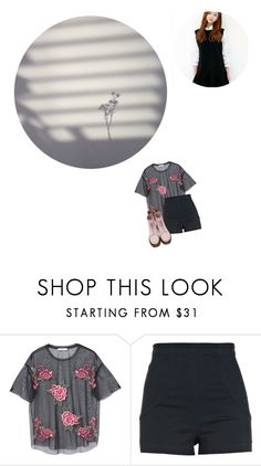 """""""4DOLLS // Never // Camilla solo scene"""" by official-4dolls ❤ liked on Polyvore featuring MANGO, River Island and Dr. Martens"""