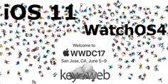 WWDC 2017 tra iOS 11, watchOS 4 e la risposta al nuovo Google Home  #follower #daynews - https://www.keyforweb.it/wwdc-2017-ios-11-watchos-4-la-risposta-al-google-home/