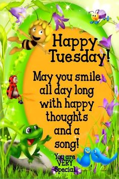 Good Morning Gif Disney, Tuesday Quotes Good Morning, Good Morning Wishes Friends, Happy Day Quotes, Happy Tuesday Quotes, Good Morning Messages, Good Morning Greetings, Morning Blessings, Happy Tuesday Pictures