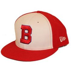 Buffalo Bisons Alternate Fitted Cap