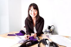 Susan Woo for @Lifestyle Mirror   #fashion #designer #portrait #people #susan #woo #matt #borkowski #photography