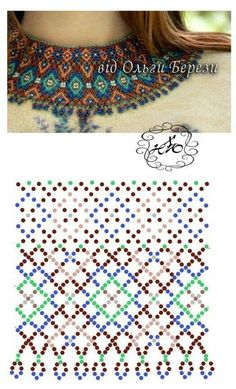 All about Pearl Necklaces Diy Necklace Patterns, Bead Loom Patterns, Beaded Jewelry Patterns, Beading Patterns, Seed Bead Projects, Beaded Crafts, Seed Bead Jewelry, Beads And Wire, Bead Crochet