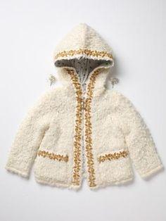 Wee People Cubby Bear Jacket Free People $128