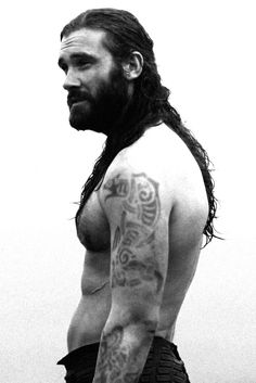 Clive Standen as Rollo in 'Vikings'
