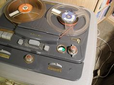Telefunken Tonbandgerät M 85 Magnetophon M85 | eBay