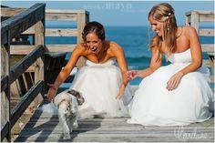 wedding day, wedding, outer banks, obx, beach wedding, corolla, nc, Same sex wedding, gay marriage, love is love, same sex, Candace Owens, brooke mayo photographers, www.brookemayo.com