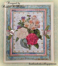 Really Reasonable Ribbon's Ramblings!: Lovely Vintage Thank You Cards