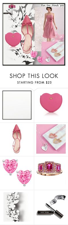 """2017 Bridesmaid Dresses"" by michelle858 ❤ liked on Polyvore featuring By Lassen, Vivienne Westwood, Kate Spade, Élitis and Bobbi Brown Cosmetics"