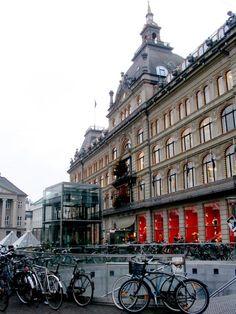 Magasin, Kongens Nytorv (King's New Square), Copenhagen, Denmark