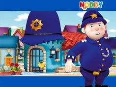 Noddy And Friends Cartoon Pictures