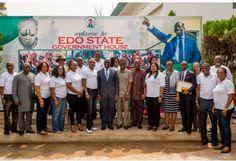 Trends and Politics  : Obaseki advocates improved health care for Edo ind...