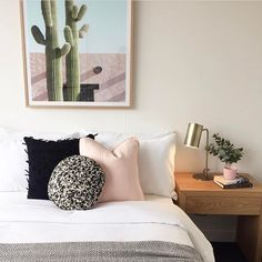 Love this bedroom by @kmode_stylist I couldn't think of a better spot to curl up this evening   Eadie